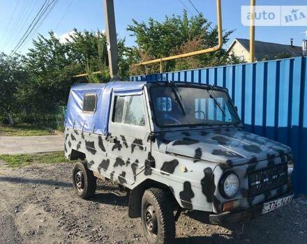 ЛуАЗ 969, об'ємом двигуна 0 л та пробігом 50 тис. км за 1200 $, фото 1 на Automoto.ua