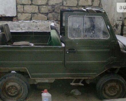 Зелений ЛуАЗ 969, об'ємом двигуна 1 л та пробігом 1 тис. км за 350 $, фото 1 на Automoto.ua