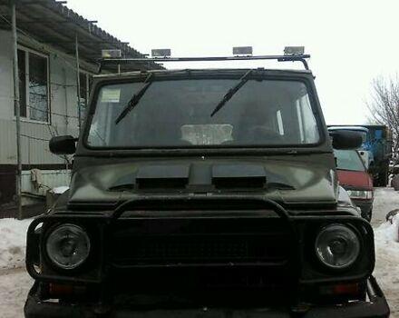 Зеленый ЛуАЗ 969, объемом двигателя 1.6 л и пробегом 10 тыс. км за 3000 $, фото 1 на Automoto.ua