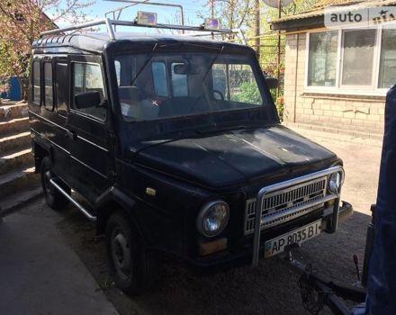 Чорний ЛуАЗ 969, об'ємом двигуна 0 л та пробігом 5 тис. км за 1000 $, фото 1 на Automoto.ua