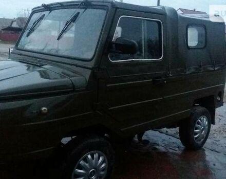 Зелений ЛуАЗ 969, об'ємом двигуна 1.1 л та пробігом 18 тис. км за 1200 $, фото 1 на Automoto.ua