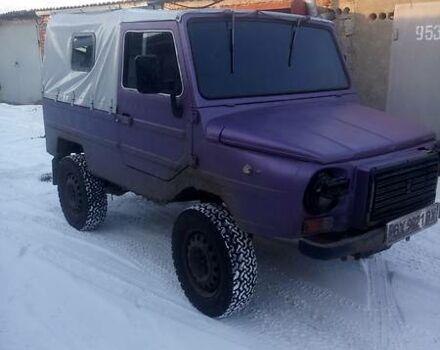 Фиолетовый ЛуАЗ 969, объемом двигателя 1.3 л и пробегом 43 тыс. км за 2700 $, фото 1 на Automoto.ua
