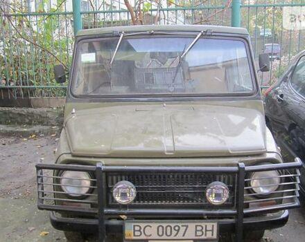 Зеленый ЛуАЗ 969, объемом двигателя 1.2 л и пробегом 65 тыс. км за 1750 $, фото 1 на Automoto.ua