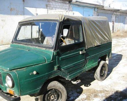 Зеленый ЛуАЗ 969, объемом двигателя 1.2 л и пробегом 49 тыс. км за 899 $, фото 1 на Automoto.ua