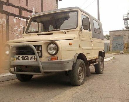 Бежевый ЛуАЗ 969, объемом двигателя 1.1 л и пробегом 92 тыс. км за 1200 $, фото 1 на Automoto.ua