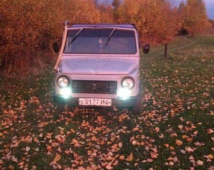 Серый ЛуАЗ 969, объемом двигателя 1.3 л и пробегом 26 тыс. км за 1550 $, фото 1 на Automoto.ua