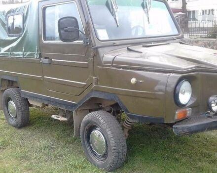 Зелений ЛуАЗ 969, об'ємом двигуна 0 л та пробігом 7 тис. км за 2000 $, фото 1 на Automoto.ua