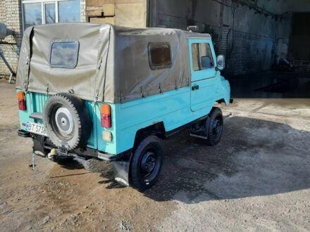 Бірюзовий ЛуАЗ 969М, об'ємом двигуна 1.1 л та пробігом 85 тис. км за 1750 $, фото 1 на Automoto.ua