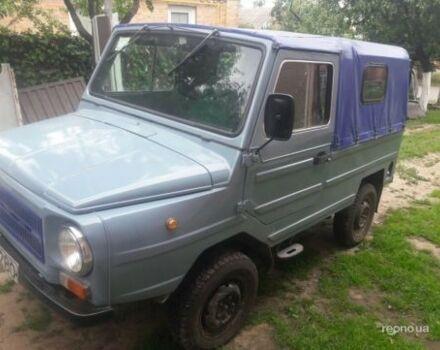 Серый ЛуАЗ 969М, объемом двигателя 0 л и пробегом 40 тыс. км за 2000 $, фото 1 на Automoto.ua