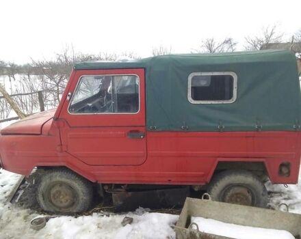 Червоний ЛуАЗ 969М, об'ємом двигуна 1.2 л та пробігом 20 тис. км за 1150 $, фото 1 на Automoto.ua