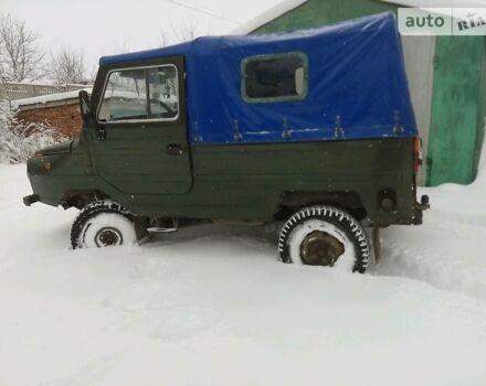 Зелений ЛуАЗ 969М, об'ємом двигуна 1.2 л та пробігом 81 тис. км за 1200 $, фото 1 на Automoto.ua