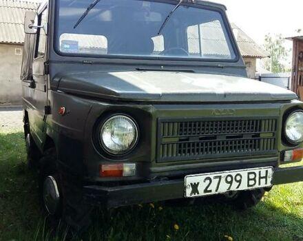 Зелений ЛуАЗ 969М, об'ємом двигуна 1.3 л та пробігом 100 тис. км за 1300 $, фото 1 на Automoto.ua