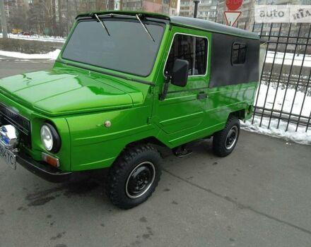 Зелений ЛуАЗ 969М, об'ємом двигуна 1.2 л та пробігом 14 тис. км за 3300 $, фото 1 на Automoto.ua