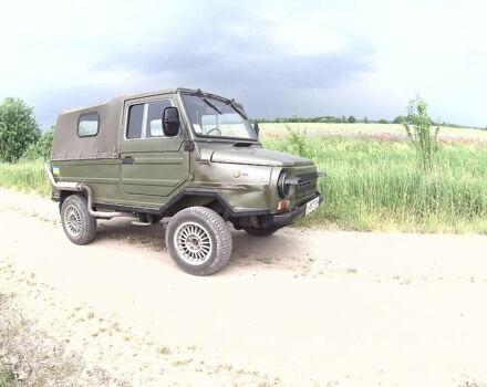 Зелений ЛуАЗ 969М, об'ємом двигуна 1.2 л та пробігом 48 тис. км за 1800 $, фото 1 на Automoto.ua