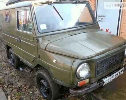 Сафарі ЛуАЗ 969М, об'ємом двигуна 0 л та пробігом 43 тис. км за 1100 $, фото 1 на Automoto.ua