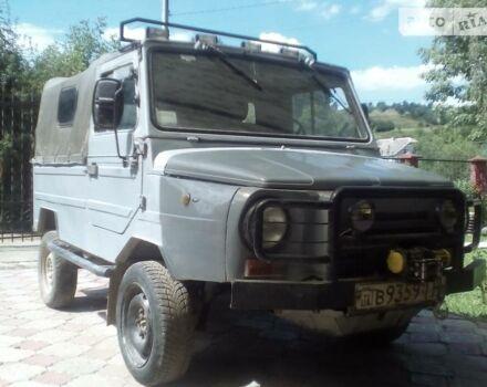 Сірий ЛуАЗ 969М, об'ємом двигуна 1.5 л та пробігом 2 тис. км за 1800 $, фото 1 на Automoto.ua