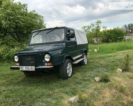 Зелений ЛуАЗ 969М, об'ємом двигуна 1.6 л та пробігом 37 тис. км за 2900 $, фото 1 на Automoto.ua