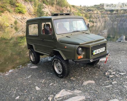 Зеленый ЛуАЗ 969М, объемом двигателя 1.5 л и пробегом 3 тыс. км за 6000 $, фото 1 на Automoto.ua