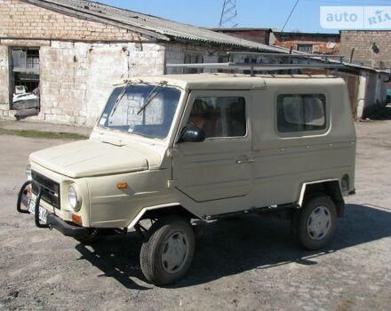 Бежевий ЛуАЗ 969М, об'ємом двигуна 1.2 л та пробігом 30 тис. км за 850 $, фото 1 на Automoto.ua
