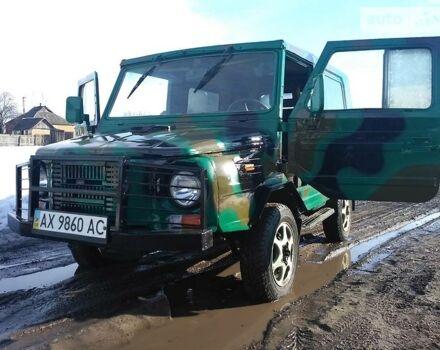 ЛуАЗ 969М, об'ємом двигуна 1.2 л та пробігом 68 тис. км за 2100 $, фото 1 на Automoto.ua