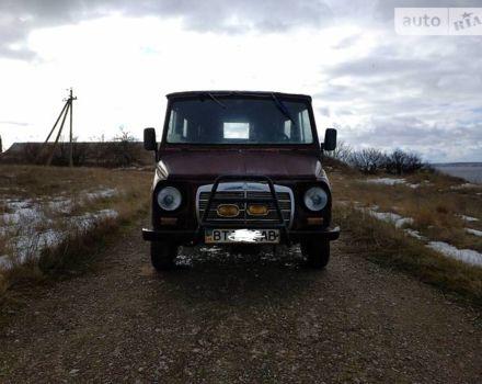 Коричневий ЛуАЗ 969М, об'ємом двигуна 1.5 л та пробігом 1 тис. км за 1200 $, фото 1 на Automoto.ua