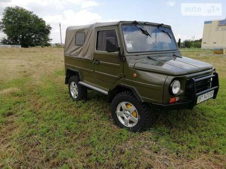 Зелений ЛуАЗ 969М, об'ємом двигуна 1.2 л та пробігом 5 тис. км за 4500 $, фото 1 на Automoto.ua