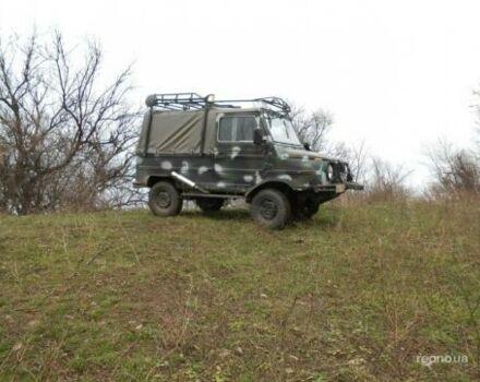 Зеленый ЛуАЗ 969М, объемом двигателя 1.3 л и пробегом 20 тыс. км за 1000 $, фото 1 на Automoto.ua