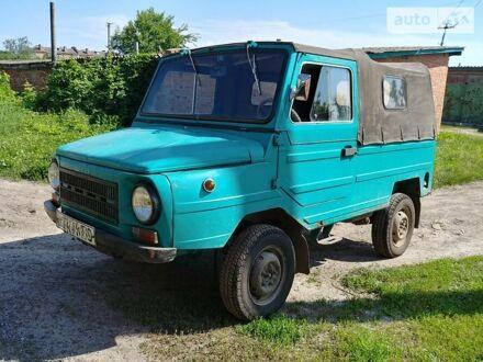Зелений ЛуАЗ 969М, об'ємом двигуна 1.2 л та пробігом 95 тис. км за 1800 $, фото 1 на Automoto.ua