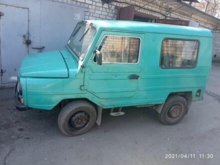 Зелений ЛуАЗ 969М, об'ємом двигуна 1.1 л та пробігом 170 тис. км за 750 $, фото 1 на Automoto.ua