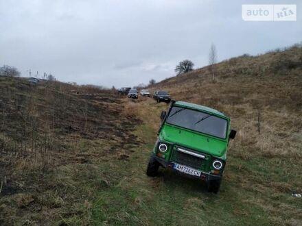Зеленый ЛуАЗ 969М, объемом двигателя 1.6 л и пробегом 50 тыс. км за 2500 $, фото 1 на Automoto.ua