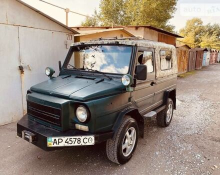 Зеленый ЛуАЗ 969М, объемом двигателя 1.7 л и пробегом 11 тыс. км за 4500 $, фото 1 на Automoto.ua