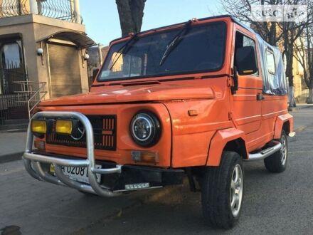 Оранжевый ЛуАЗ 969М, объемом двигателя 1.2 л и пробегом 50 тыс. км за 3200 $, фото 1 на Automoto.ua
