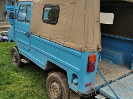 Синій ЛуАЗ 969 Волынь, об'ємом двигуна 1.2 л та пробігом 38 тис. км за 1100 $, фото 1 на Automoto.ua