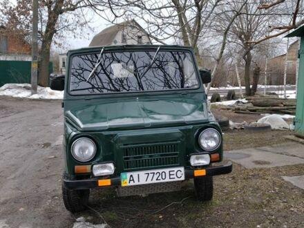 Зелений ЛуАЗ 969 Волынь, об'ємом двигуна 1 л та пробігом 50 тис. км за 2000 $, фото 1 на Automoto.ua