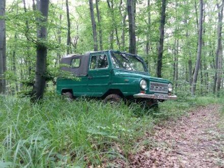 Зелений ЛуАЗ 969 Волынь, об'ємом двигуна 1.2 л та пробігом 15 тис. км за 900 $, фото 1 на Automoto.ua