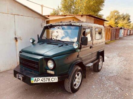 Зелений ЛуАЗ 969 Волынь, об'ємом двигуна 1 л та пробігом 11 тис. км за 3800 $, фото 1 на Automoto.ua