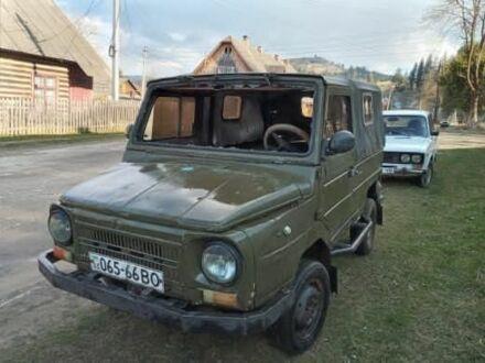 Зеленый ЛуАЗ 969 Волынь, объемом двигателя 10 л и пробегом 1 тыс. км за 600 $, фото 1 на Automoto.ua