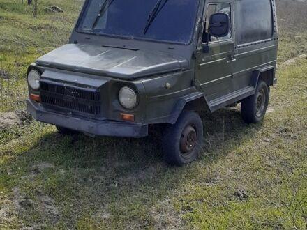 Зелений ЛуАЗ 969 Волынь, об'ємом двигуна 1.3 л та пробігом 1 тис. км за 1608 $, фото 1 на Automoto.ua