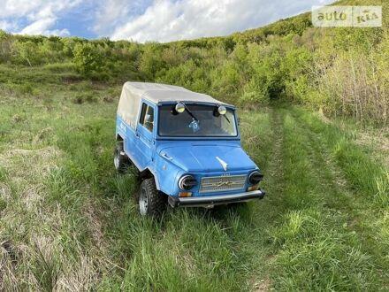 Синій ЛуАЗ 969А, об'ємом двигуна 0 л та пробігом 45 тис. км за 2000 $, фото 1 на Automoto.ua