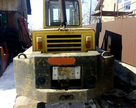 Жовтий Львівський погрузчик 40.3061, об'ємом двигуна 4.9 л та пробігом 1 тис. км за 7500 $, фото 1 на Automoto.ua