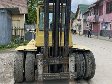 Львовский погрузчик 4013, объемом двигателя 0 л и пробегом 10 тыс. км за 4800 $, фото 1 на Automoto.ua