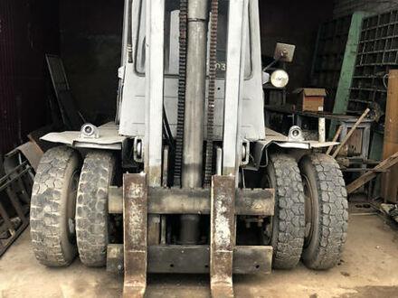 Серый Львовский погрузчик 40814, объемом двигателя 0 л и пробегом 1 тыс. км за 4000 $, фото 1 на Automoto.ua