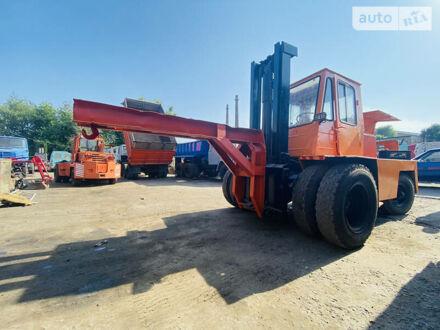 Оранжевый Львовский погрузчик 40817, объемом двигателя 0 л и пробегом 6 тыс. км за 4300 $, фото 1 на Automoto.ua