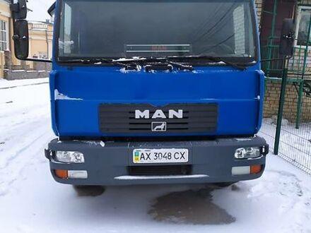 Синій МАН 12.220, об'ємом двигуна 6.9 л та пробігом 520 тис. км за 17000 $, фото 1 на Automoto.ua