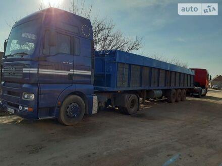 Синій МАН 18.413, об'ємом двигуна 12 л та пробігом 1 тис. км за 12900 $, фото 1 на Automoto.ua