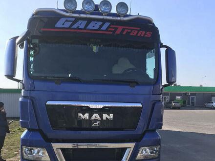Синий МАН 18.480, объемом двигателя 0 л и пробегом 212 тыс. км за 38500 $, фото 1 на Automoto.ua