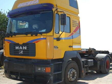 Желтый МАН 19.414, объемом двигателя 0 л и пробегом 150 тыс. км за 5499 $, фото 1 на Automoto.ua