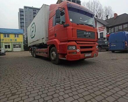 Красный МАН 26.460, объемом двигателя 0 л и пробегом 1 тыс. км за 20000 $, фото 1 на Automoto.ua