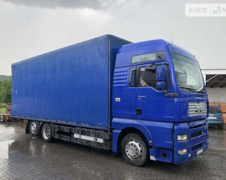 Синій МАН 26.463, об'ємом двигуна 13 л та пробігом 680 тис. км за 13900 $, фото 1 на Automoto.ua