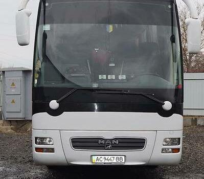 Білий МАН Ліон Стар, об'ємом двигуна 12.9 л та пробігом 874 тис. км за 71000 $, фото 1 на Automoto.ua